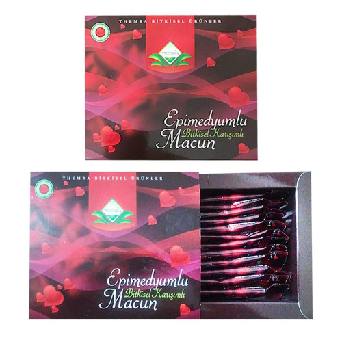 Эпимедиумная паста, Epimedyumlu, 12 пакетиков