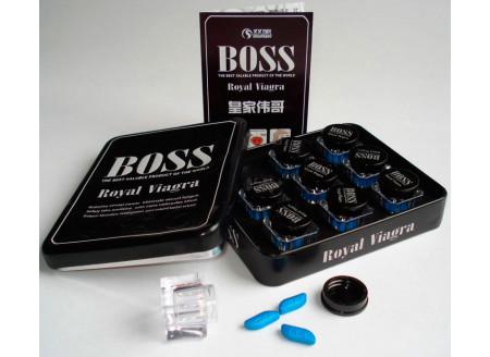 Обзор препарата Boss Royal Viagra