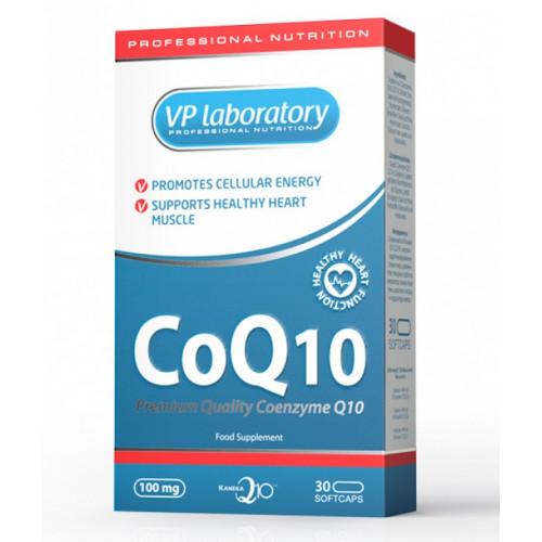 VP Laboratory CoQ10 (30 кап)