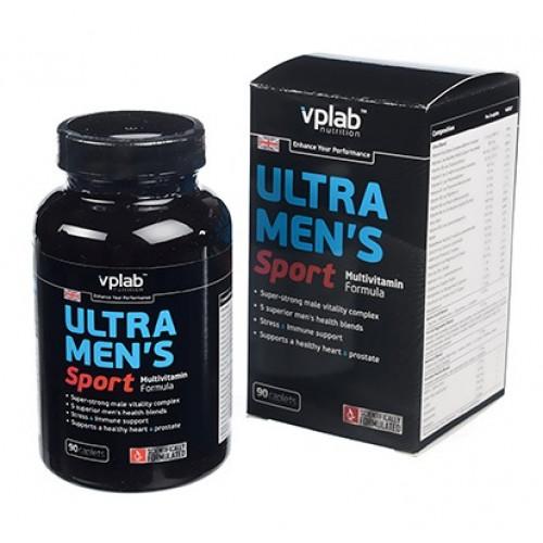 VP Laboratory Ultra Витамины для мужчин (90 кап)