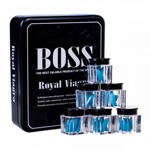 Boss Royal Viagra, Босс Роял