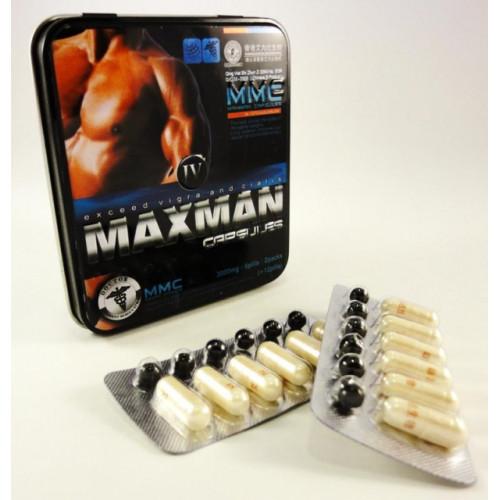 MAXMAN IV (Максмен 4)