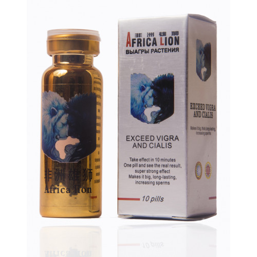 Africa Lion, Африканский лев
