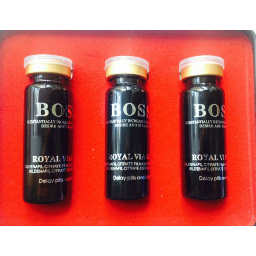BOSS ROYAL VIAGRA 30 таблеток