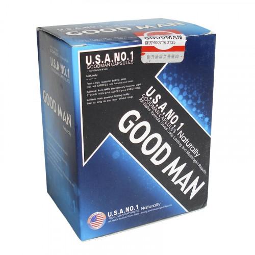 Good Man, Гудмен