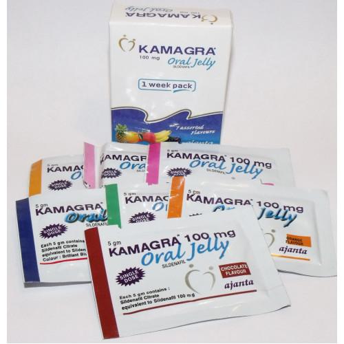 Kamagra Oral Jeely (Камагра Орал Гель)