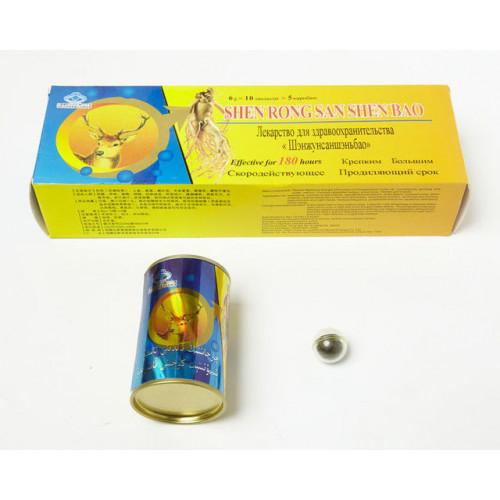 Шарики SHEN RONG SAN SHEN BAO (Золотой Олень)