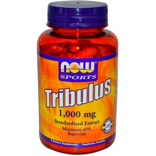 NOW Tribulus 1000 мг(180 таб)