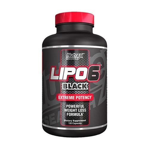 Nutrex Lipo-6 Black (120 кап)
