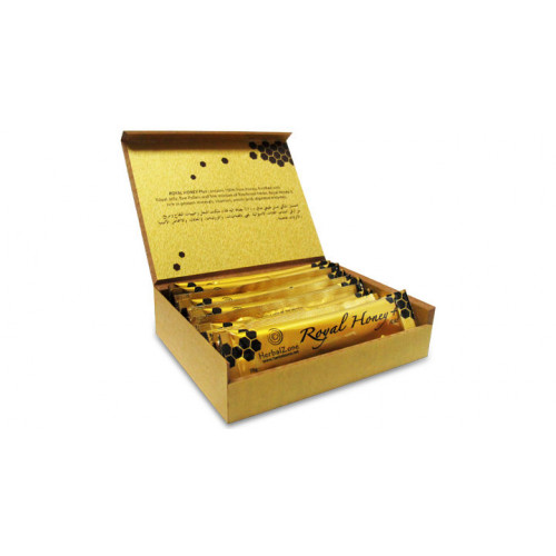 Golden Royal Honey (Золотой королевский Мёд)